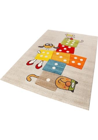 Sigikid Kinderteppich »Bandidoleros«, rechteckig, 13 mm Höhe, Spielteppich kaufen