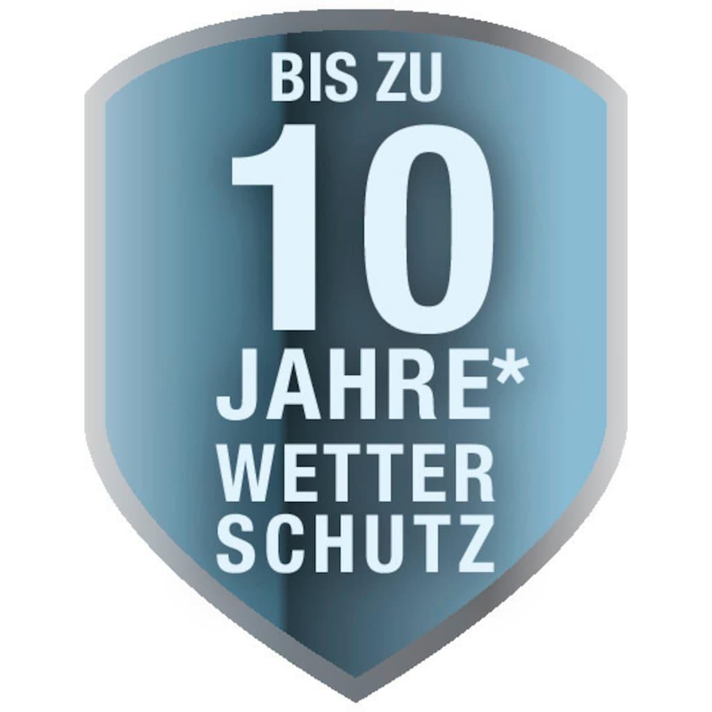 SCHÖNER WOHNEN-Kollektion Lack »Protect Buntlack«, hochglänzend, 750 ml, cremeweiß RAL 9001
