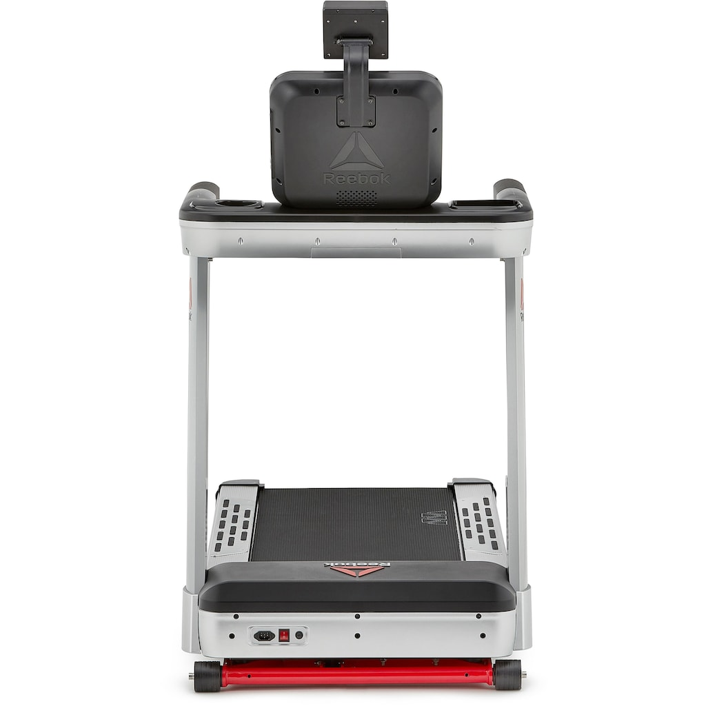 Reebok Laufband »SL8.0«, mit Bluetooth, Internet- und Multimedia-Funktion, 4,0 PS, 20km/h (AC-Motor)