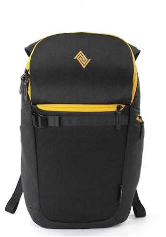 NITRO Freizeitrucksack »Nikuro, Golden Black«, mit Tablet und Laptopfach kaufen