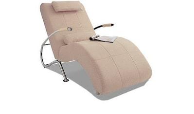 COLLECTION AB Relaxliege, in elegantem Design, frei im Raum stellbar kaufen