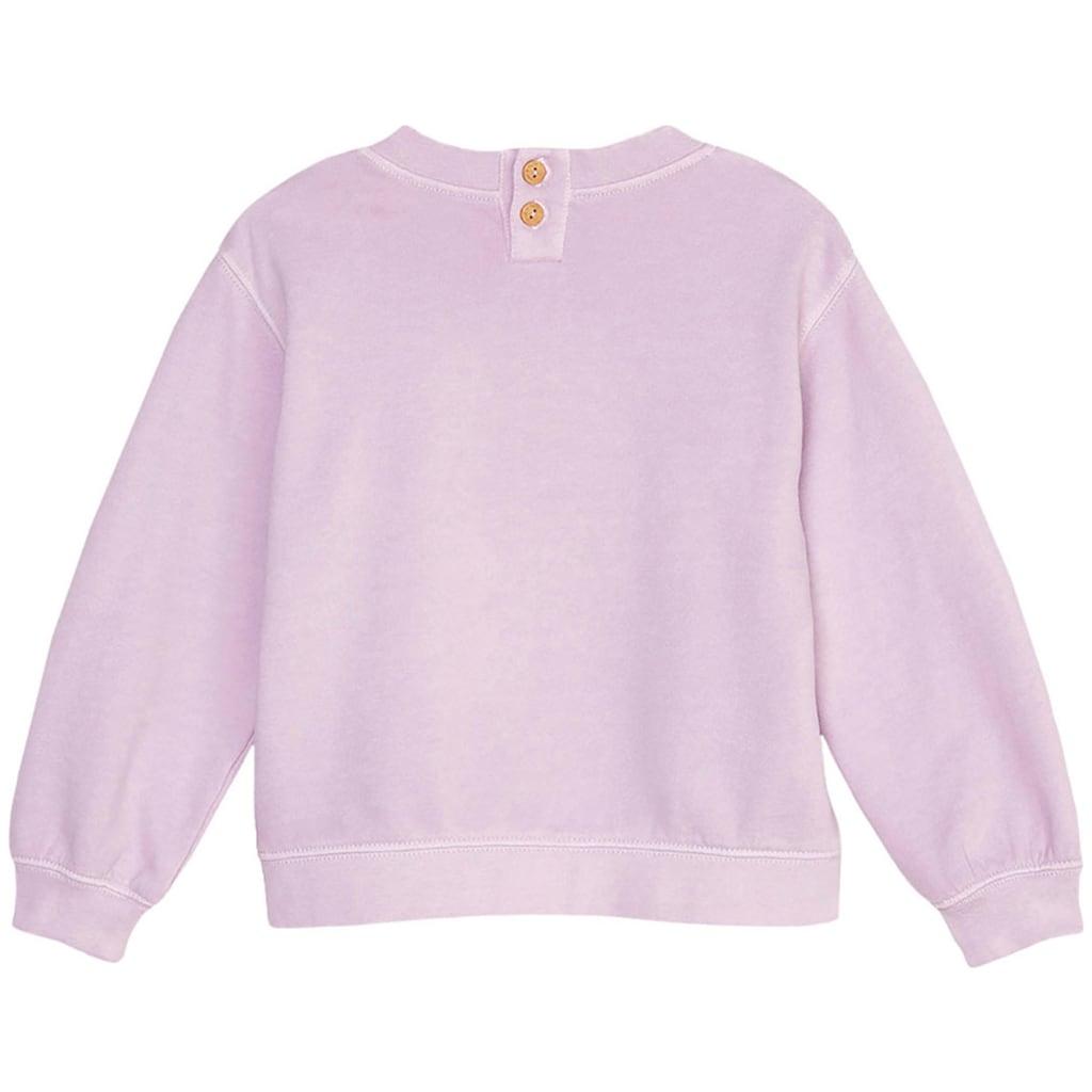 Marc O'Polo Junior Sweatshirt, mit großem Logo-Druck