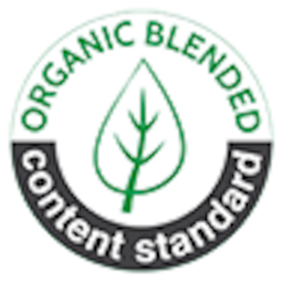 Organic Content Standard (OCS) Blended