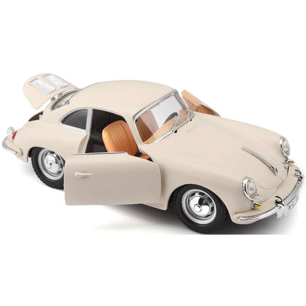 Bburago Sammlerauto »Porsche 356B Coupe (1961)«, 1:24