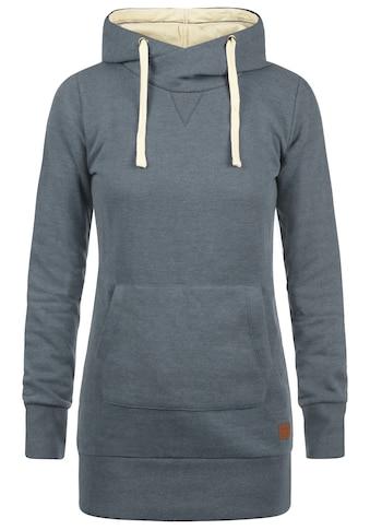 Blendshe Hoodie »Jenny«, lang geschnittenes Kapuzensweatshirt kaufen