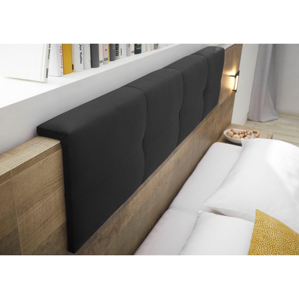 Places of Style Einzelbett »MALTHE«, im trendigen Design