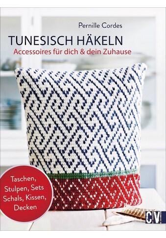 Buch »Tunesisch Häkeln / Pernille Cordes, Anke Strunz« kaufen
