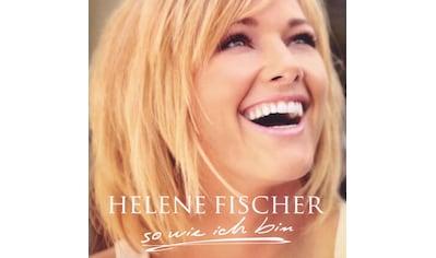 Musik - CD So Wie Ich Bin / Fischer,Helene, (1 CD) kaufen