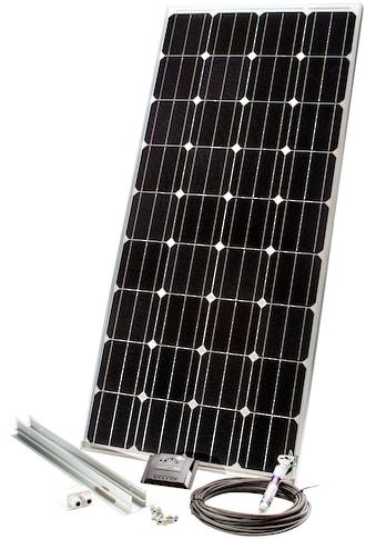 Sunset Solarmodul »Caravan-Set 140 Watt, 12 V«, für Reisemobile und Fahrzeugdächer kaufen