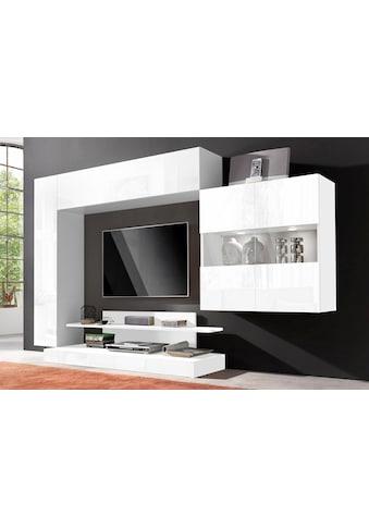 LC Wohnwand »Nice« (Set, 4 - tlg) kaufen