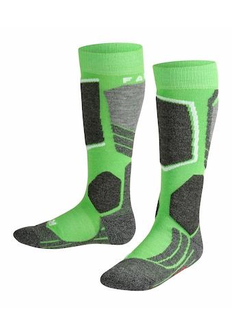 FALKE Skisocken »SK2 Skiing«, (1 Paar), für extra warme Füße kaufen