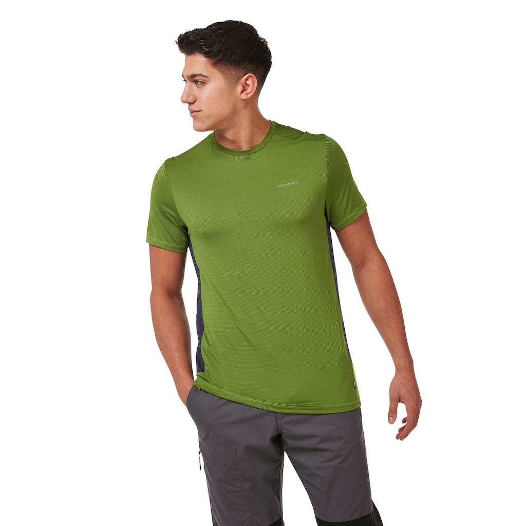 Craghoppers T-Shirt »Herren Atmos kurzärmlig«