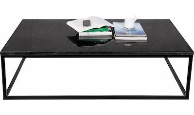 TemaHome Couchtisch »Prarie«, mit einer Marmor Tischplatte in unterschiedlichen... kaufen