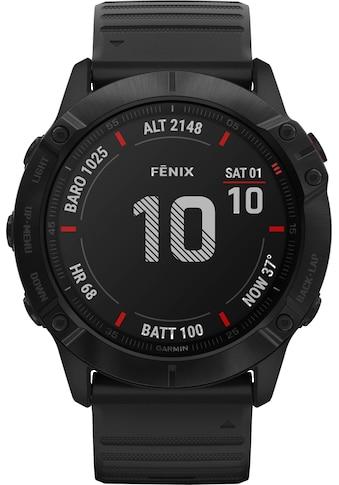 Garmin Smartwatch »fēnix 6X – Pro« kaufen