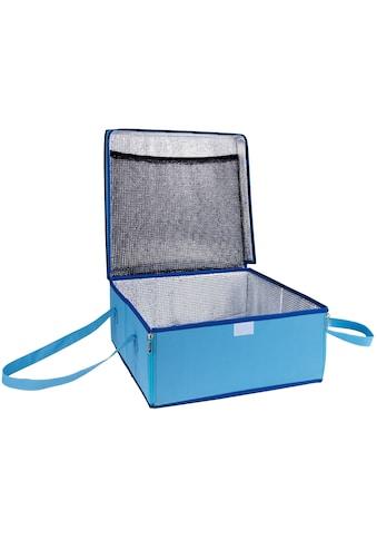 WENKO Kühltasche BLAU kaufen