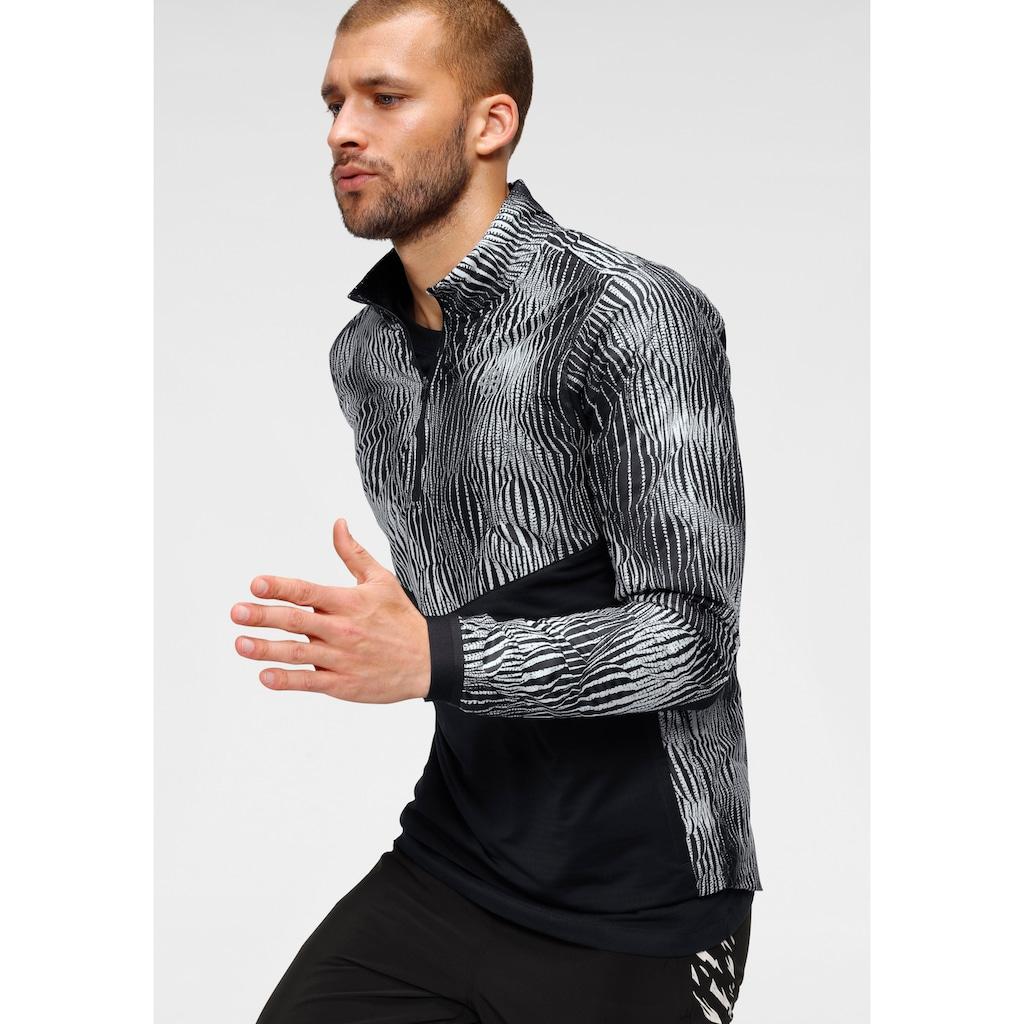 Nike Laufshirt »Men's 1/2-zip Running Top«