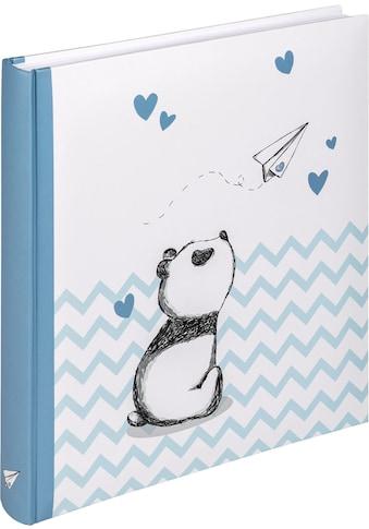 Walther Fotoalbum »Babyalbum Little Panda, blau« kaufen