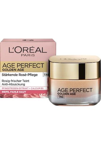 """L'ORÉAL PARIS Anti - Aging - Creme """"Age Perfect Golden Age Tagespflege"""" kaufen"""