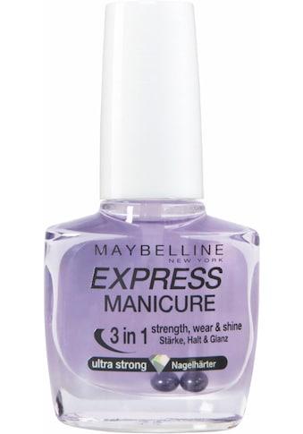 "MAYBELLINE NEW YORK Nagelhärter ""Express Manicure Nagelhärter"" kaufen"