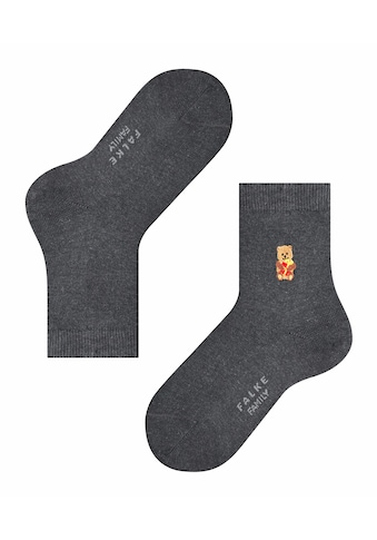 FALKE Socken »Family Teddy«, (2 Paar), mit Geschenkverpackung kaufen