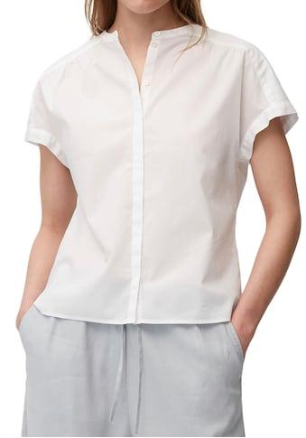 Marc O'Polo Shirtbluse, mit verdeckter Knopfleiste kaufen