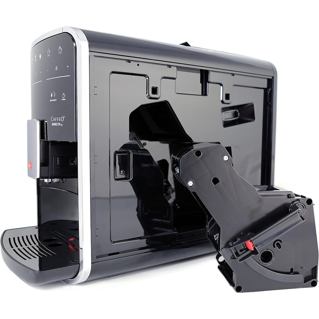 Melitta Kaffeevollautomat »Barista TS Smart F 86/0-100, Edelstahl«