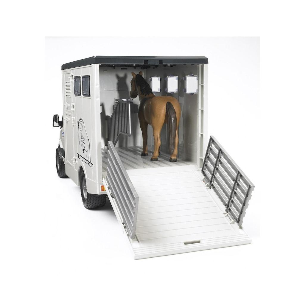 Bruder® Spielzeug-LKW »Mercedes Benz Sprinter«, Made in Germany