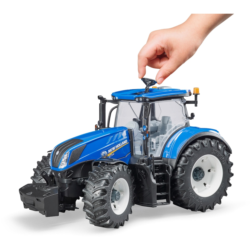 Bruder® Spielzeug-Traktor »New Holland T7.315«, Made in Europe