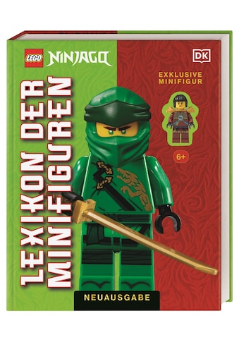Buch »LEGO® NINJAGO® Lexikon der Minifiguren. Neuausgabe / DIVERSE« kaufen