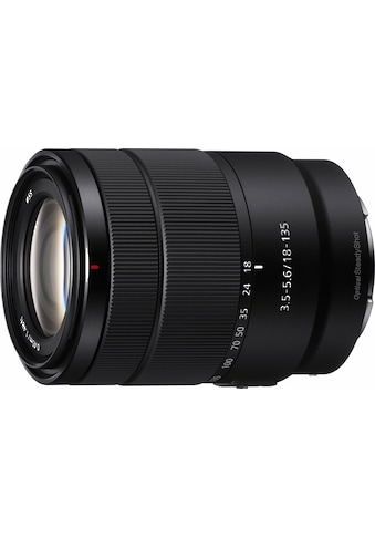 Sony Zoomobjektiv »SEL-18135« kaufen