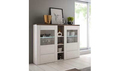 TRENDMANUFAKTUR Highboard »Larona« kaufen