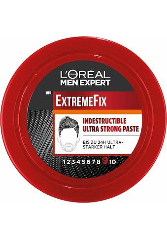 L'ORÉAL PARIS MEN EXPERT Haarpomade »Extreme Fix Indestructible Paste« kaufen