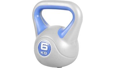 GORILLA SPORTS Kettlebell »Kettlebell Stylish Kunststoff 6 kg«, 6 kg kaufen