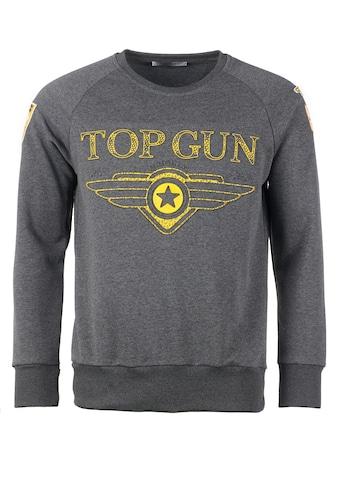 TOP GUN Sweatshirt »Dell« kaufen