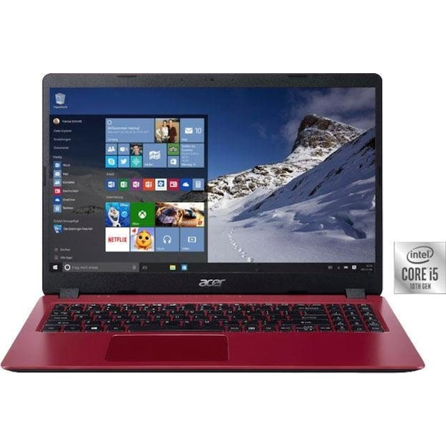 Acer Aspire 3 A315-56-5048 Notebook (39,62 cm / 15,6 Zoll, Intel,Core i5, - GB HDD, 512 GB SSD)