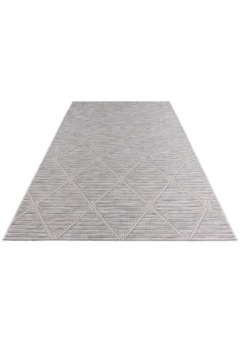 ELLE DECORATION Teppich »Yonne«, rechteckig, 4 mm Höhe, In- und Outdoor geeignet,... kaufen