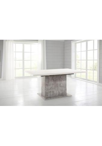 FORTE Esstisch, Breite 160-200 cm kaufen