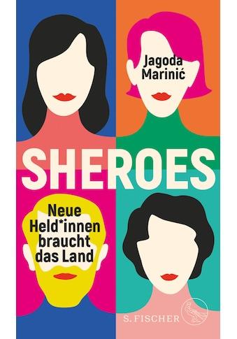 Buch »Sheroes / Jagoda Marinic« kaufen