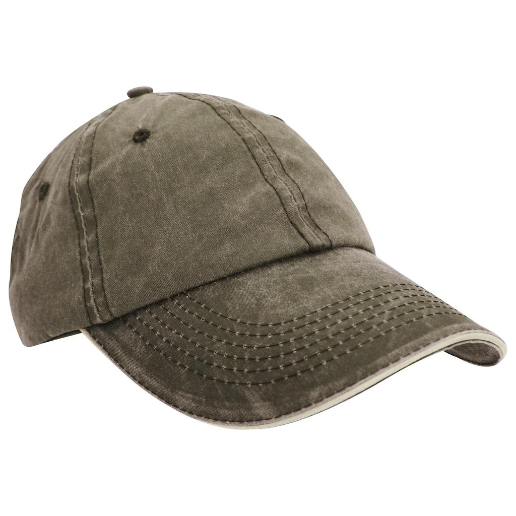 Result Baseball Cap »Baumwoll Baseball Kappe (2 Stück/Packung)«