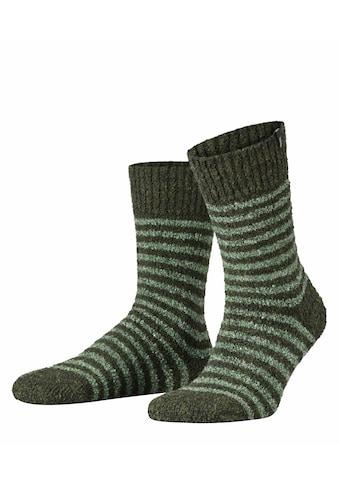 Esprit Socken »Bouclé Boot«, (1 Paar), aus kuschelweichen Materialmix kaufen