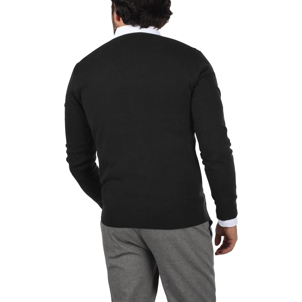 Blend Cardigan »Caden«, Strickjacke aus Feinstrick