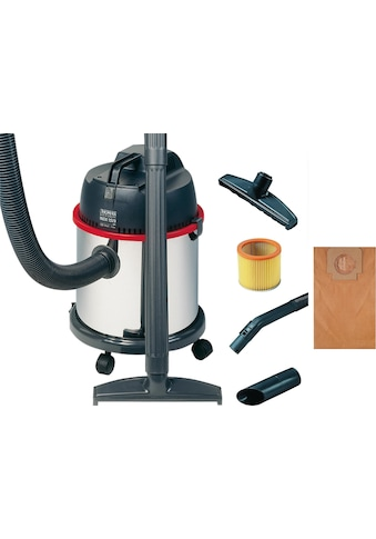 Thomas Nass - Trocken - Sauger INOX 1520 PLUS, 1500 Watt, mit Beutel kaufen