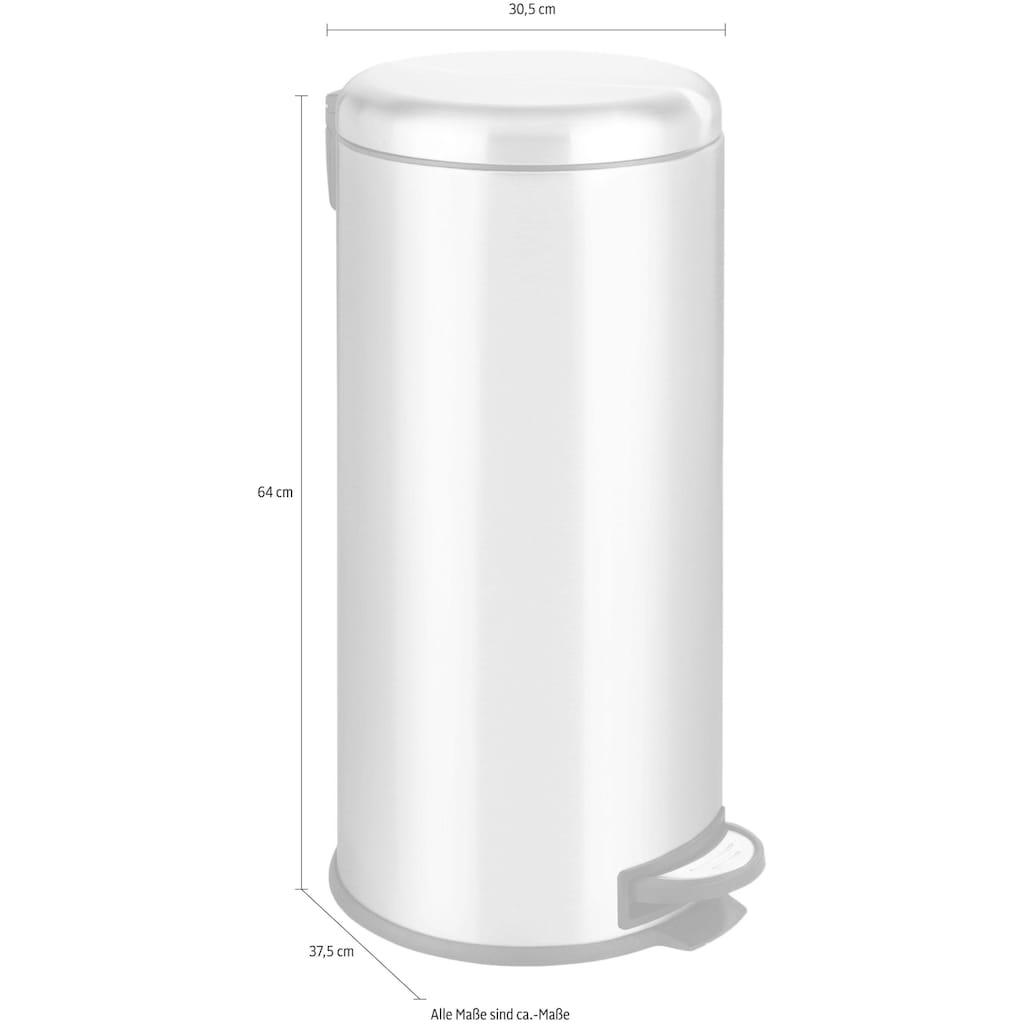 WENKO Kosmetikeimer »Leman«, 30 Liter Fassungsvermögen