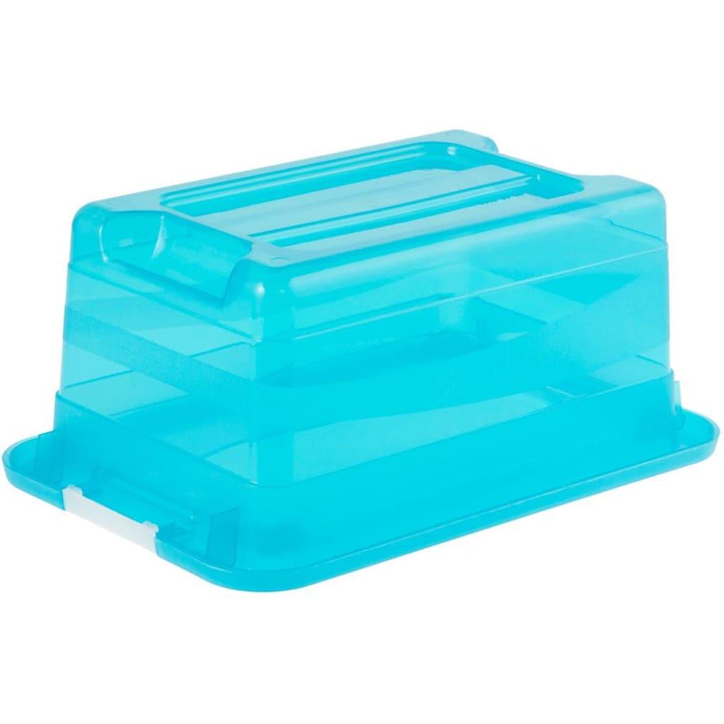 keeeper Aufbewahrungsbox »cornelia«, (Set, 6 St.)