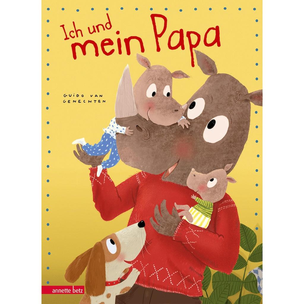 Buch »Ich und mein Papa / Guido van Genechten, Guido van Genechten, Meike Blatnik«