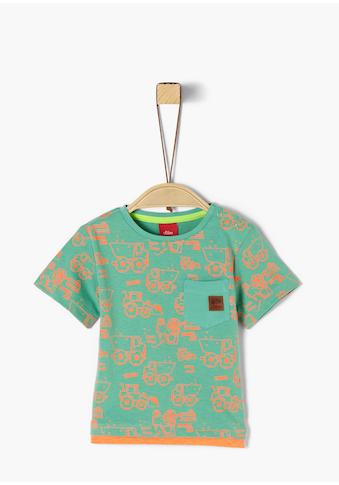 s.Oliver Jerseyshirt_für Babys kaufen