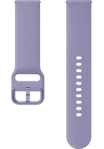 Samsung Ersatz - /Wechselarmband »Sport Band für Galaxy Watch Active2« kaufen