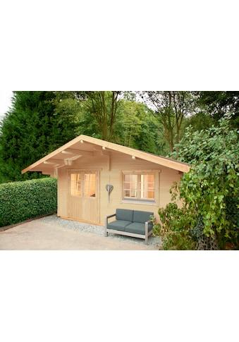 Wolff Gartenhaus »Lappland 70-C« kaufen
