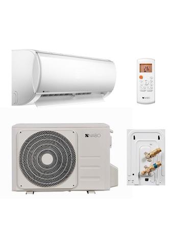 Split Klimagerät, Nabo, »Easy Connect 12000« kaufen