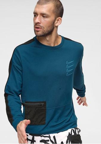 Nike Sweatshirt »Nike Dri-FIT Men's Fleece Training Top« kaufen